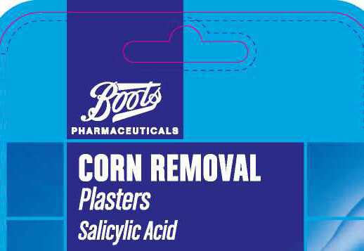 Boots Corn Removal Plasters