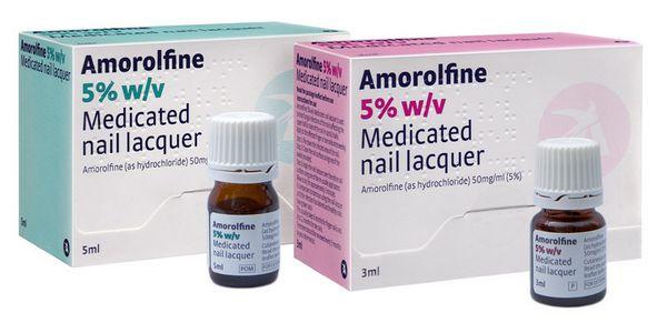 Amorolfine