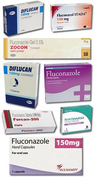 Fluconazole Diflucan