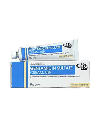 Gentamicin Sulfate (Garamycin)