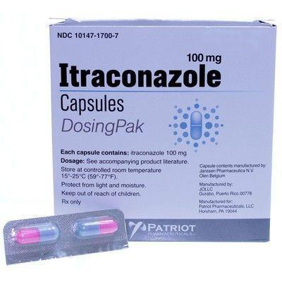 Sporanox (Itraconazole)