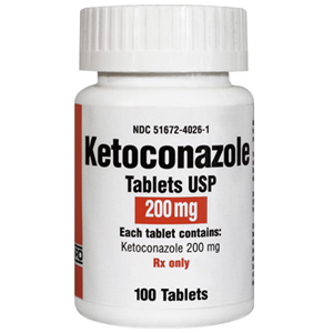 Ketoconazole (Nizoral Tablets 200 Mg)