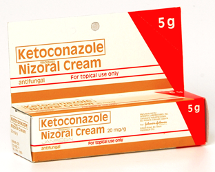 Ketoconazole (Nizoral) infections list