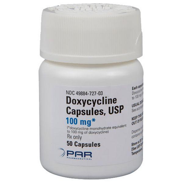 Doxycycline (Vibramycin)