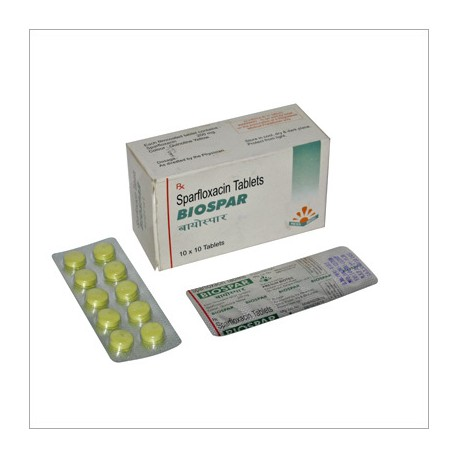 Zagam sparfloxacin
