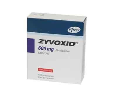 Zyvox Linezolid