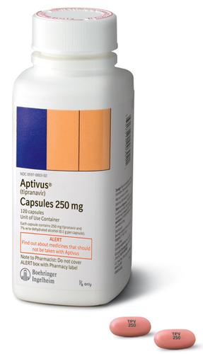 Aptivus (Tipranavir)