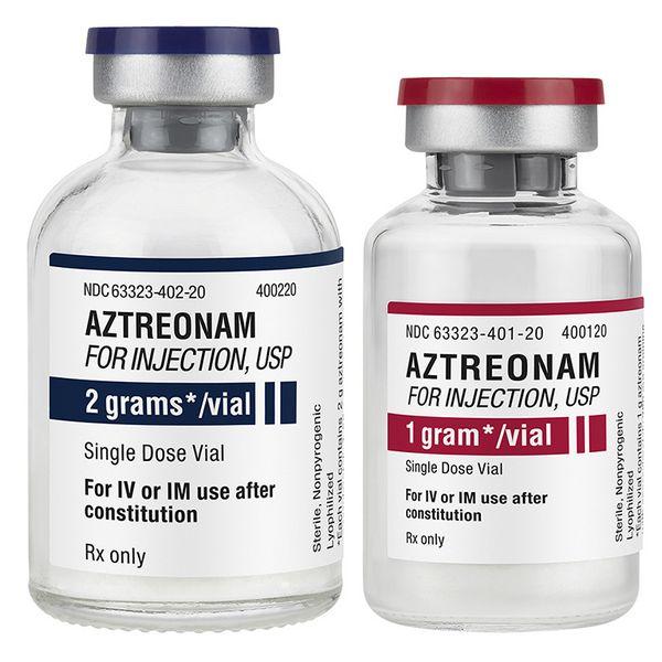 Azactam (Aztreonam)