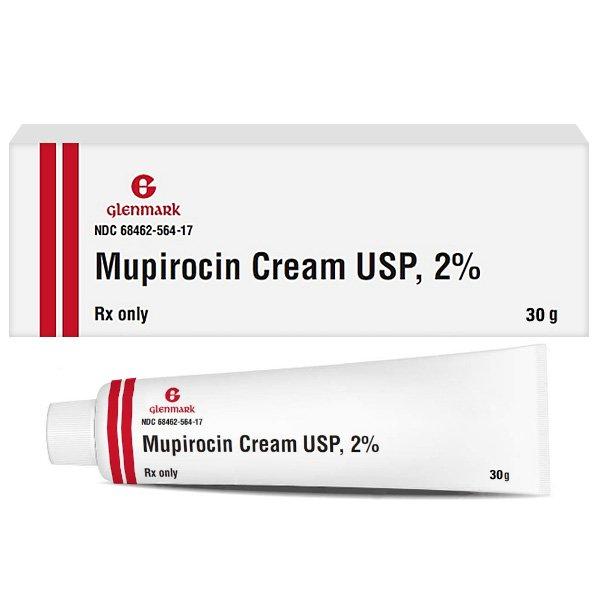 Bactroban Cream (Mupirocin calcium)