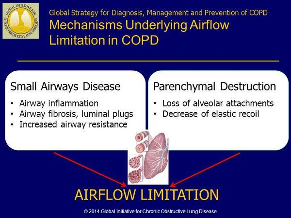 Chronic Underlying Airway Disease