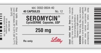 Seromycin Cycloserine