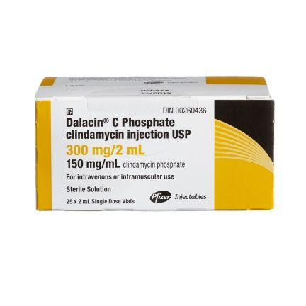 Dalacin C Phosphate Sterile Solution 150 mg/ml