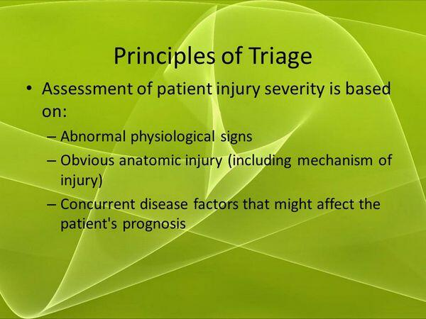 Assessment and Triage of Fever