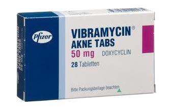 Vibramycin (Doxycycline)