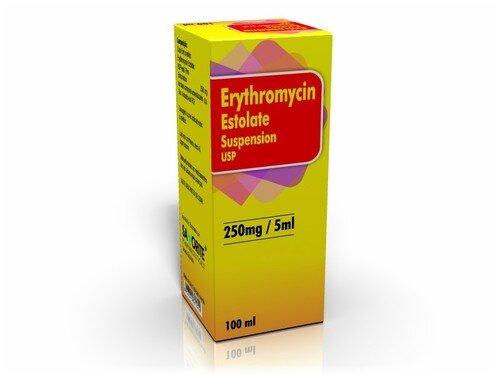 Erythromycin Estolate