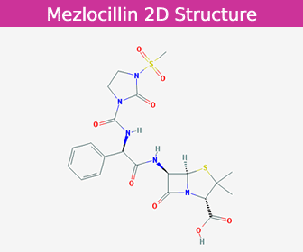 Mezlocillin