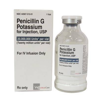 Penicillin G Potassium