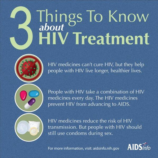 Treatment of HIV / AIDS