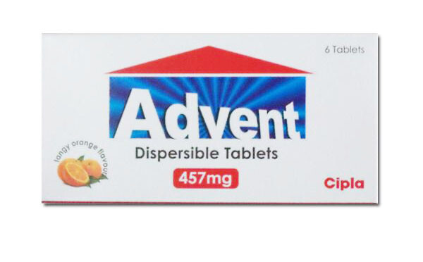 Advent DT 457 mg