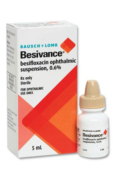 Besivance Eye Drops